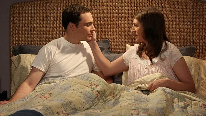 Sex Or Star Wars? Sheldon Cooper Makes The Right Decision In 'The Big Bang Theory'