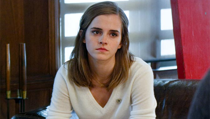 The Circle Made Emma Watson Limit Her Social Media Contact