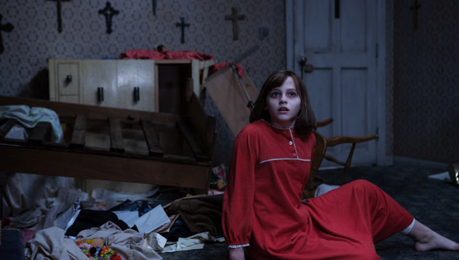 'The Conjuring 2' Smashes The Weekend's Domestic Box Office