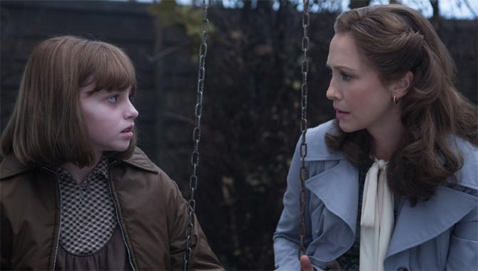 The Conjuring 2 based on the Enfield Haunting