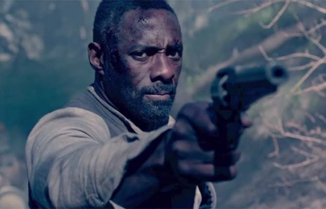 Idris Elba plays the Gunslinger in 'The Dark Tower'