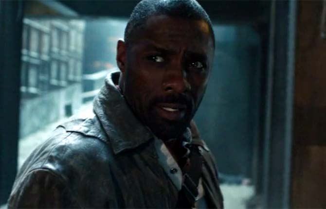 Idris Elba starred as The Gunslinger in the movie adaptation of Stephen King's 'The Dark Tower'