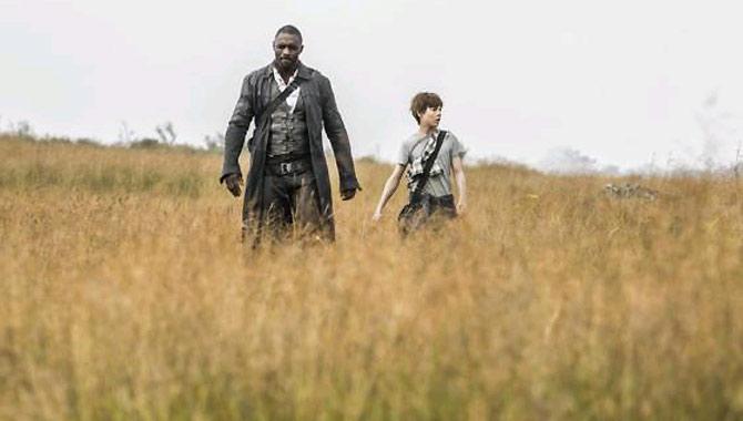 Idris Elba and Tom Taylor