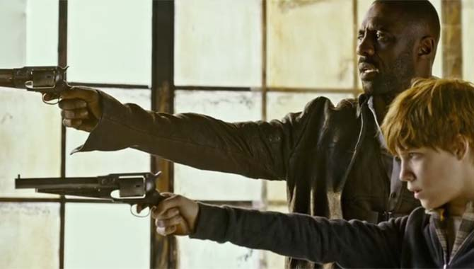 Idris Elba And Tom Taylor Make Quite The Team In 'The Dark Tower' Trailer