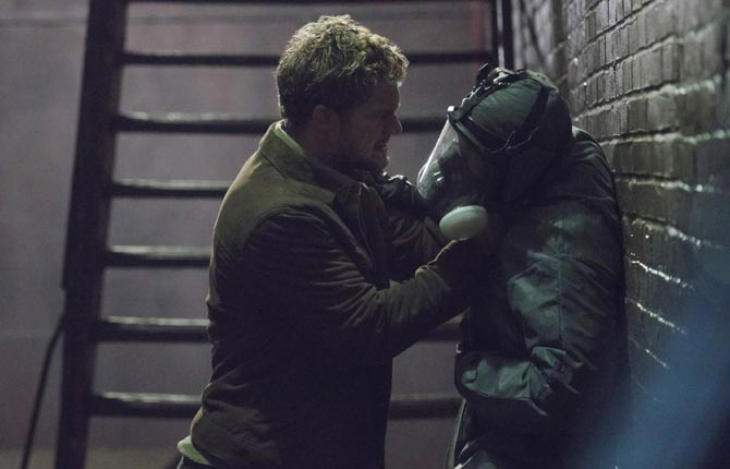 "'The Defenders': Finn Jones Discusses ""Incredibly Relevant"" Friendship Between Iron Fist And Luke Cage"
