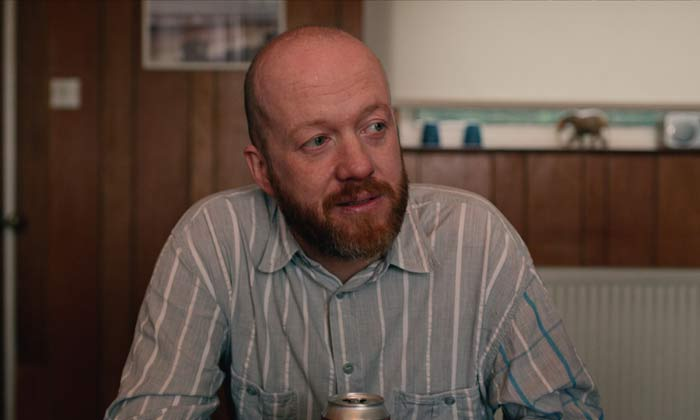 Steve Oram in 'The End of the F***ing World'