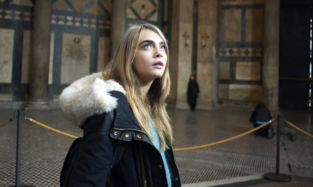 Cara Delevingne in 'The Face Of An Angel' 1
