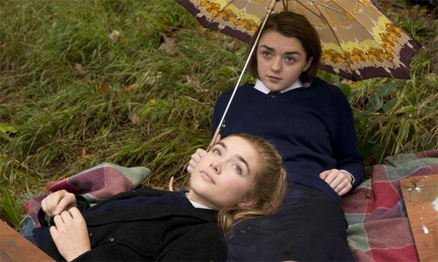 Maisie Williams in 'The Falling'