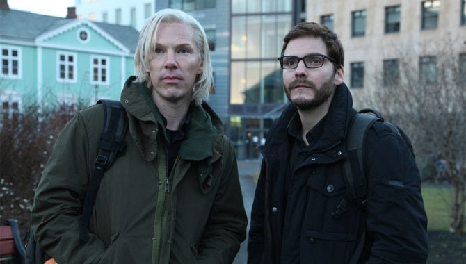Benedict in The Fifth Estate
