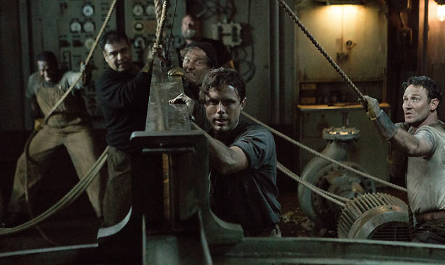 Captain Chris Pine Steers A New Ship In Disney's The Finest Hours