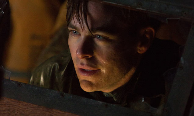 Chris Pine stars in Disney's The Finest Hours