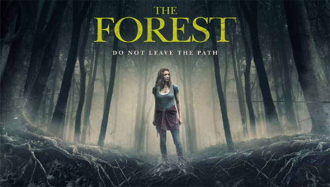 The Forest Spoke To Natalie Dormer