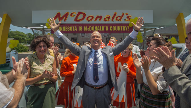 How Mark Knopfler Inspired Michael Keaton's McDonald's Movie