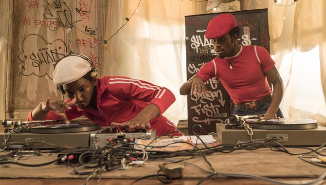 A Sneak Peek At Baz Luhrmann's New Netflix Series 'The Get Down'