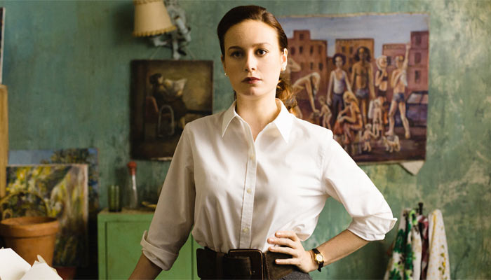Brie Larson in The Glass Castle