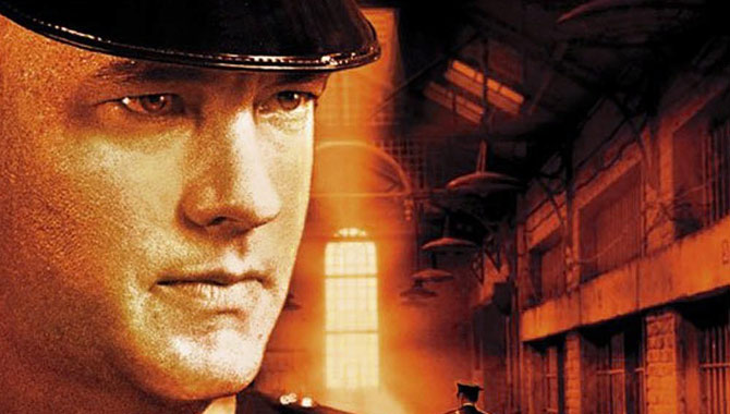 'The Green Mile' starred Tom Hanks