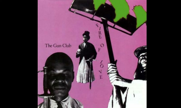 Album Of The Week: How The Gun Club Became Pioneers Of Punk-blues With 'Fire Of Love'