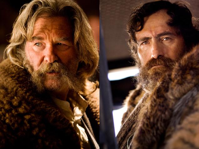 Kurt Russell as John Ruth aka