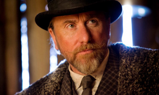 Tim Roth as Oswaldo Mobray aka