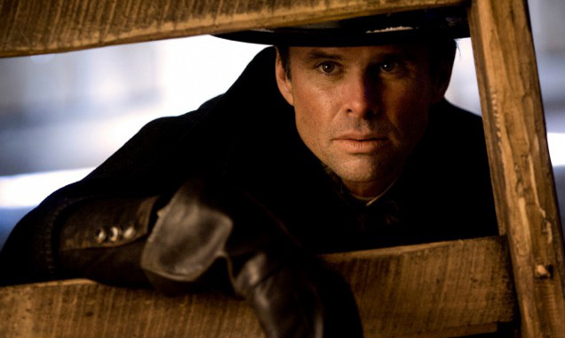 Walton Goggins in The Hateful Eight