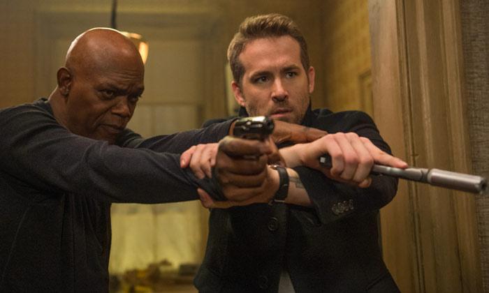 Samuel L. Jackson Calls The Hitman's Bodyguard A Romcom