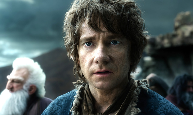 Martin Freeman stars in 'The Hobbit'