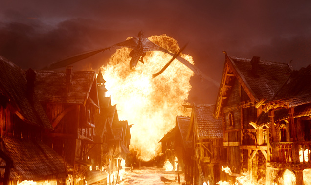 The Hobbit: Battle of the Five Armies Still