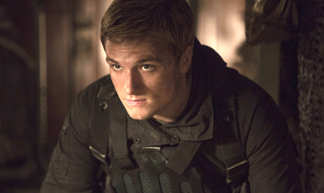Josh Hutcherson in 'The Hunger Games: Mockingjay - Part 2'