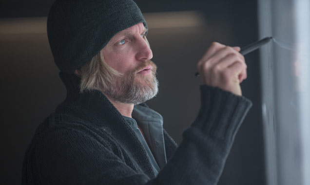 Woody Harrelson The Hunger Games: Mockingjay