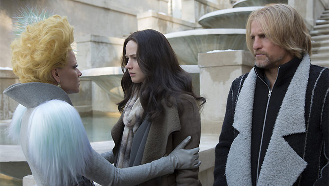 Hunger Games Finally Relinquishes Box Office Lead
