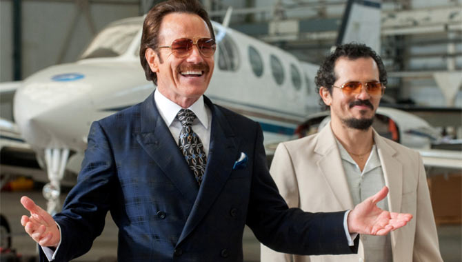 Bryan Cranston Plays Three Roles In One In The Infiltrator
