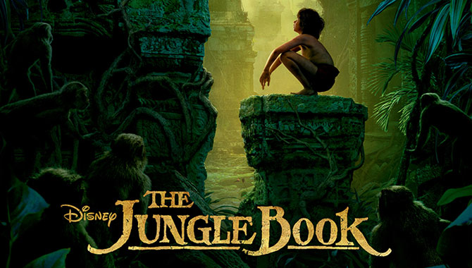 'The Jungle Book' Stays On Top Of US Box Office For Third Week
