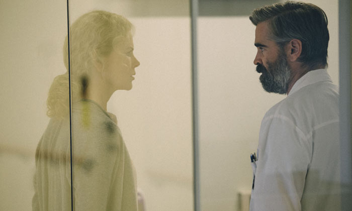Nicole Kidman and Colin Farrell star in 'The Killing Of A Sacred Deer'