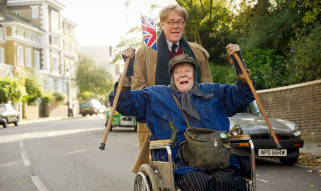 The Lady In The Van Lets Maggie Smith Revisit An Old Role