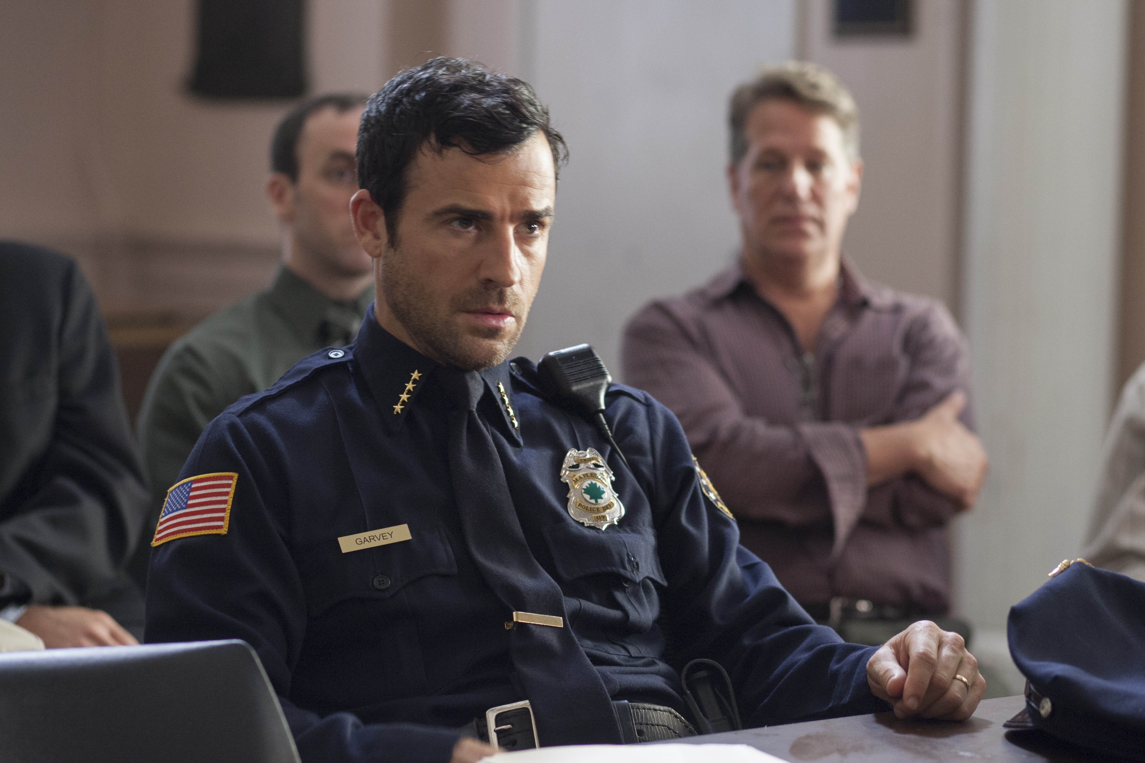Justin Theroux leads the cast of 'The Leftovers'