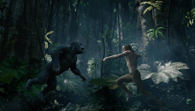 Alexander Skarsgard in 'The Legend Of Tarzan'