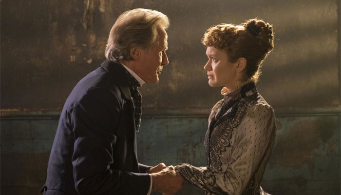 Bill Nighy and Olivia Cooke star in 'The Limehouse Golem'