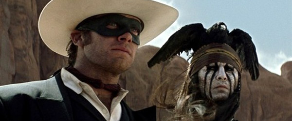 The Lone Ranger Film Still