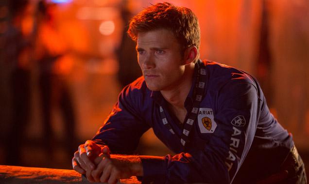 Scott Eastwood pulls heartstrings in 'The Longest Ride'