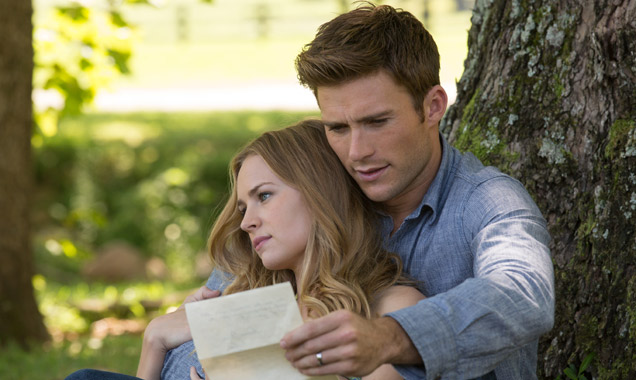 Scott Eastwood and Britt Robertson star in 'The Longest Ride'
