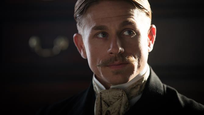 Charlie Hunnam leads an all-star cast in 'The Lost City Of Z'