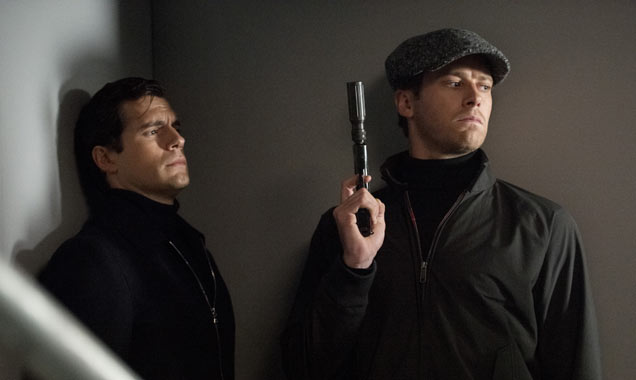 The Man From U.N.C.L.E. Gives Henry Cavill A Break From Superman