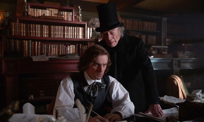 Dan Stevens Thinks Dickens Is As Relevant As Ever In 'The Man Who Invented Christmas'
