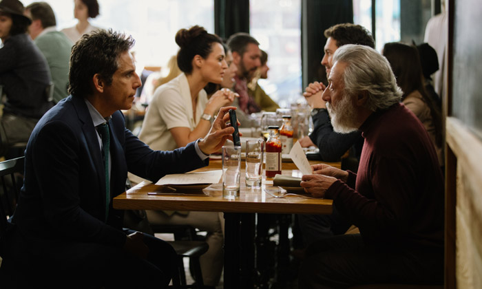 The Meyerowitz Stories (New and Selected) Movie Review