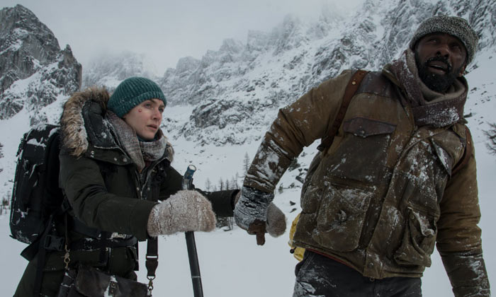 Kate Winslet and Idris Elba star in 'The Mountain Between Us'
