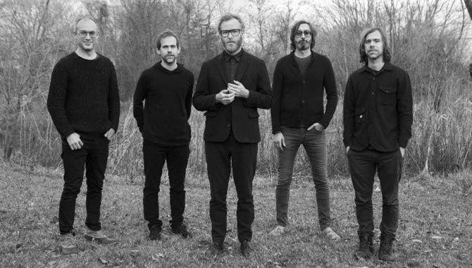 The National Are Back With A Huge Tour And A Brand New Album This Fall