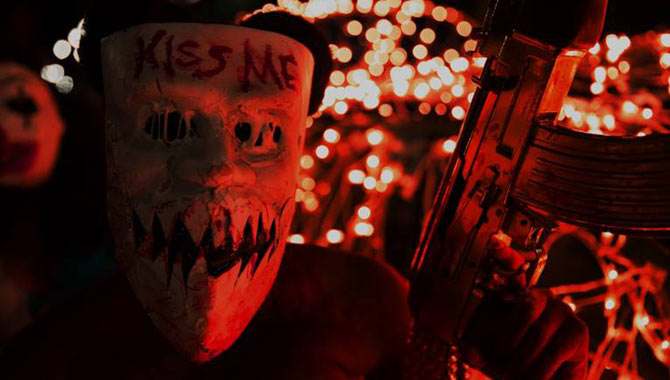 The Purge: Election Day