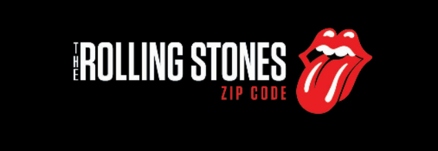 The Rolling Stones Zip Code Tour logo