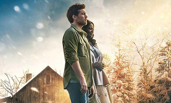 Sam Worthington and Octavia Spencer star in 'The Shack'