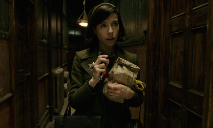 Sally Hawkins in 'The Shape of Water'